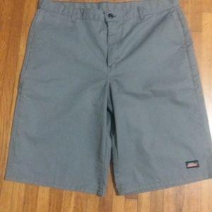 Gray dickies shorts